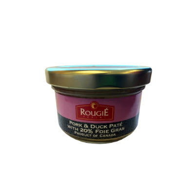 Rougie Duck Pate with Orange and Pork 2.8 oz/80g