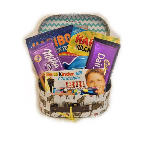 Snack Attack Gift Chest - Gourmet Boutique