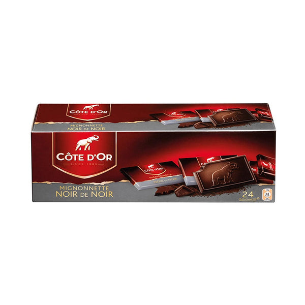 Cote d'Or Chocolate of Belgium - Dark Chocolate (54%) Mignonettes - Gourmet Boutique