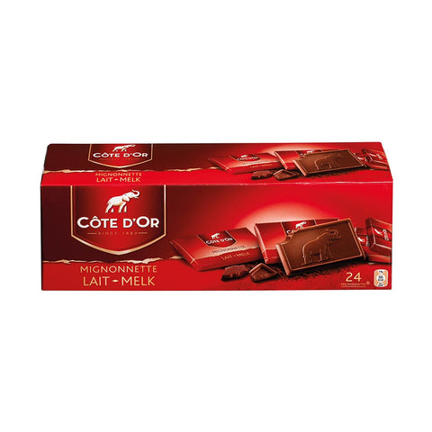 Cote d'Or Chocolate of Belgium - Milk Chocolate Mignonettes - (PRE-ORDER for OCT 7th ship date))