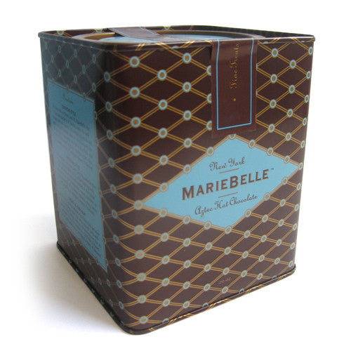 Mariebelle Dark Hot Chocolate Tin 20 oz - Gourmet Boutique