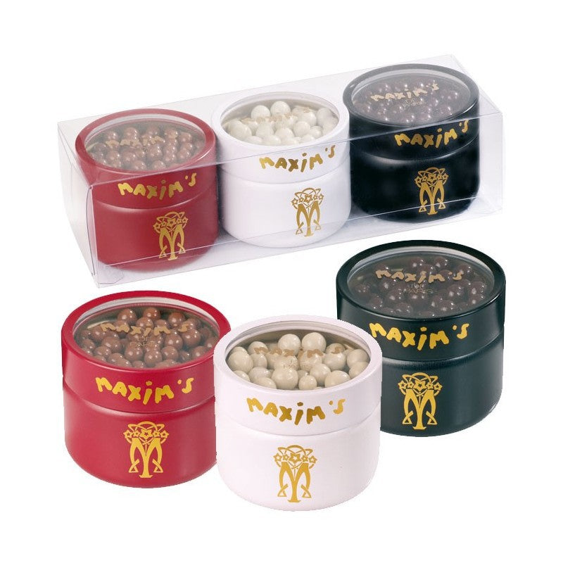 Maxim's de Paris Chocolate Pearls Set