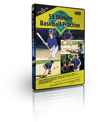 The 59 Minute Baseball Practice