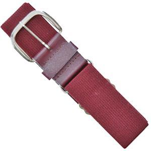 Baseball &  Softball Belts (Champro) Leather Tab