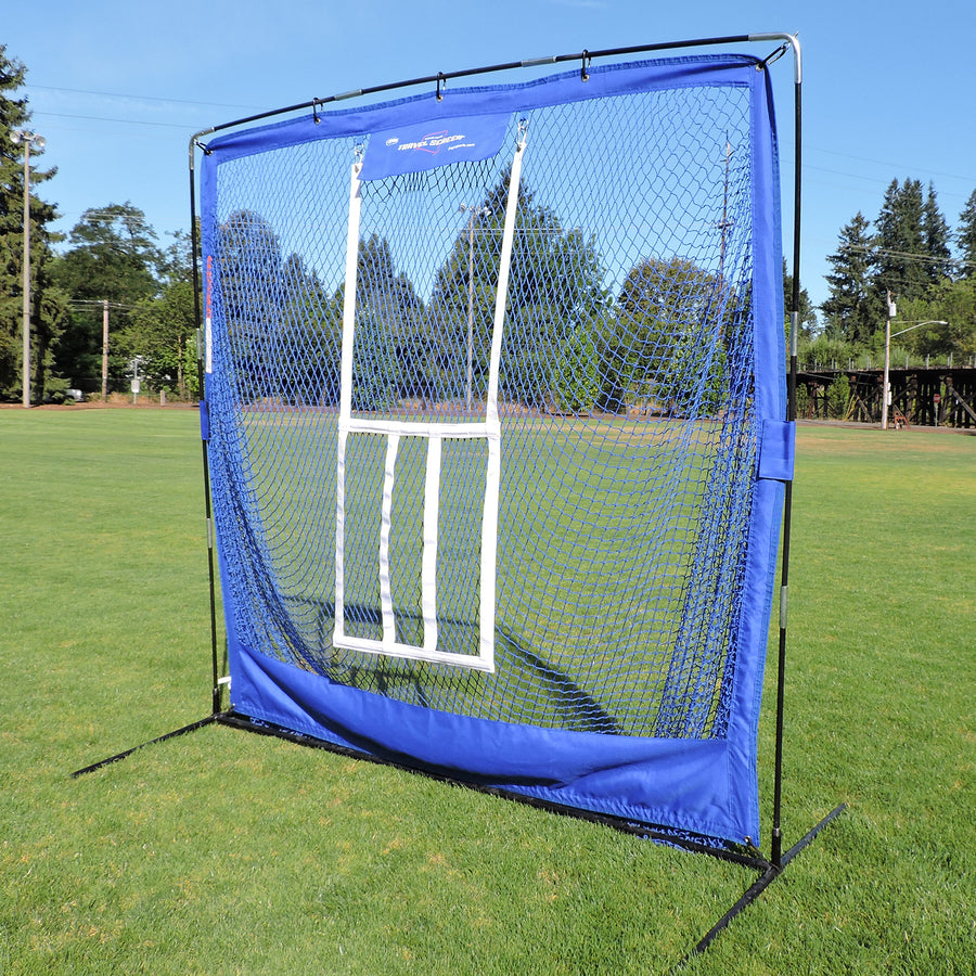Jugs Complete Practice 7 - Foot Travel Screen