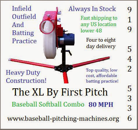 The First Pitch XL   Free Shipping in the Continental United States Made in the USA