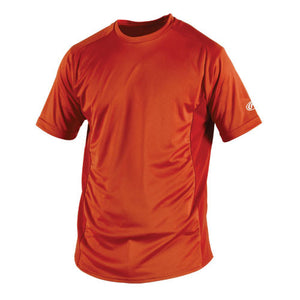 Youth Short Sleeve Crew Neck Performance Shirt  YRTT