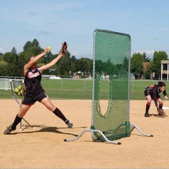 Jugs Softball Screen: Fixed Frame