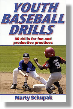 Youth Baseball Drills - Book