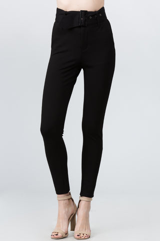 BLACK BOLTS PANT