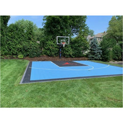 Get the Look - Custom Basketball Court