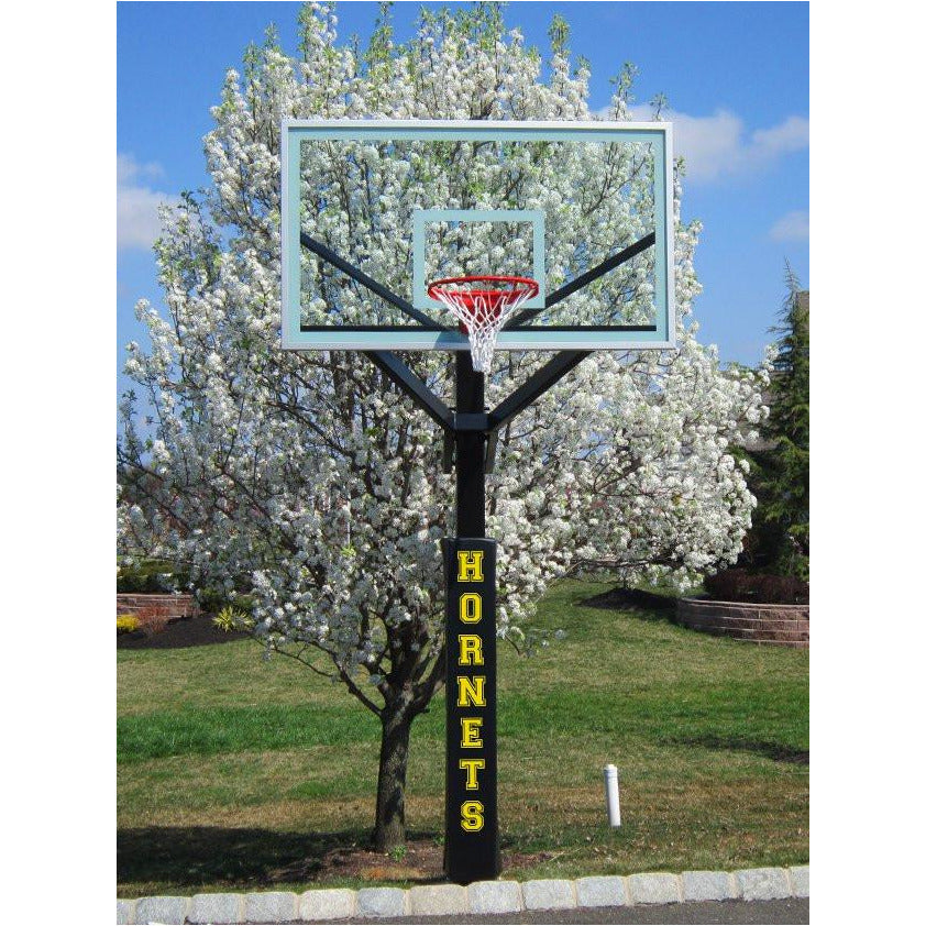 American Eagle AY72-48G Basketball Hoop
