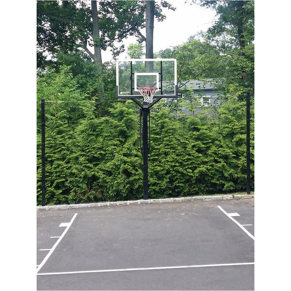 Sports Backstop Netting For Basketball Lacrosse Soccer