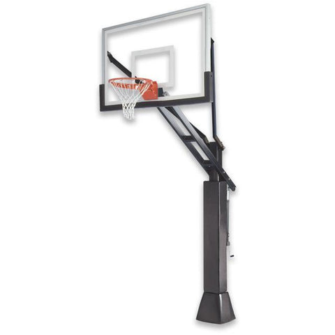 "IRONCLAD 60"" Full Court FCH664-XL - Ironclad Adjustable Height Basketball Goal"