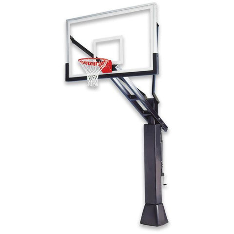 "IRONCLAD 72"" Full Court FCH684-XXL - Ironclad Adjustable Height Basketball Goal"