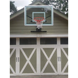 American Eagle Patriot Garage Mounted Basketball Hoop