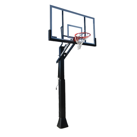 "IRONCLAD 72"" Gamechanger GC66-XXL Adjustable Height Basketball Goal"