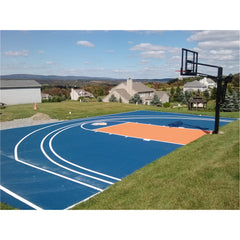 Indoor or Outdoor Basketball Court Painting - Local Service Only