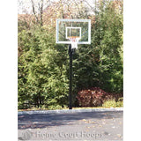 American Eagle Patriot Front Mount Basketball Hoop