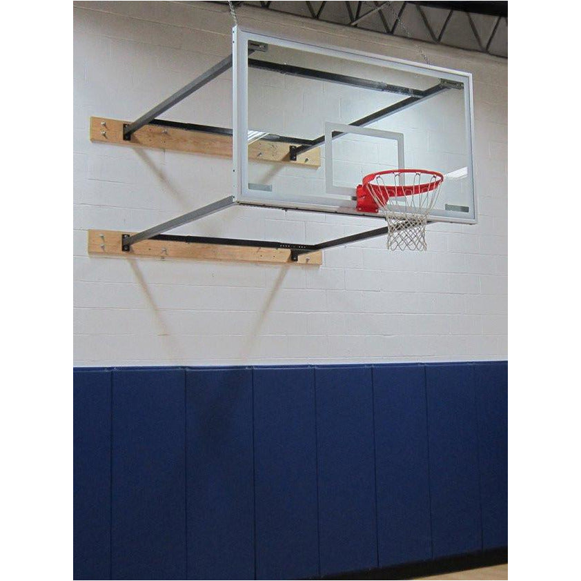 Wall Mounted Basketball Hoops
