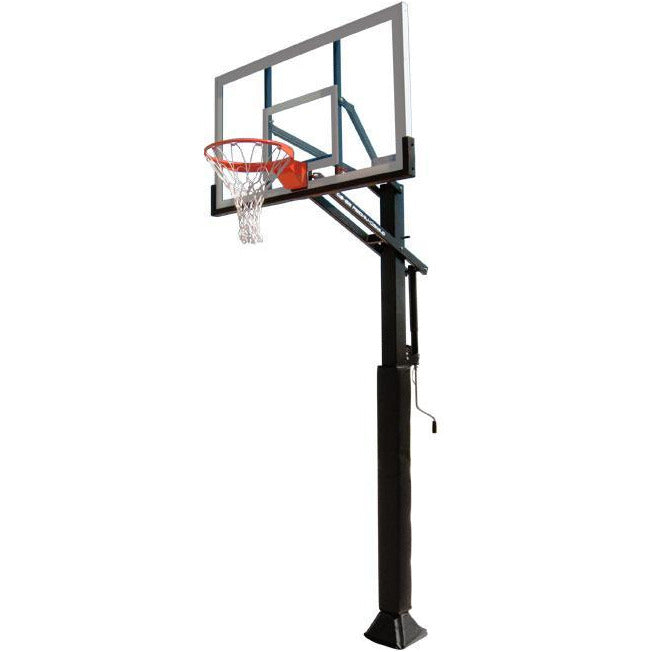 "IRONCLAD 60"" Gamechanger GC55-LG Adjustable Height Basketball Goal"
