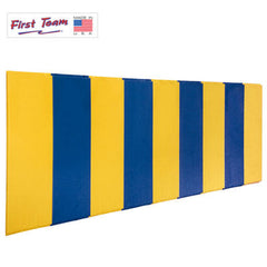 Sports Wall Padding for Gymnasium, Basement or Room