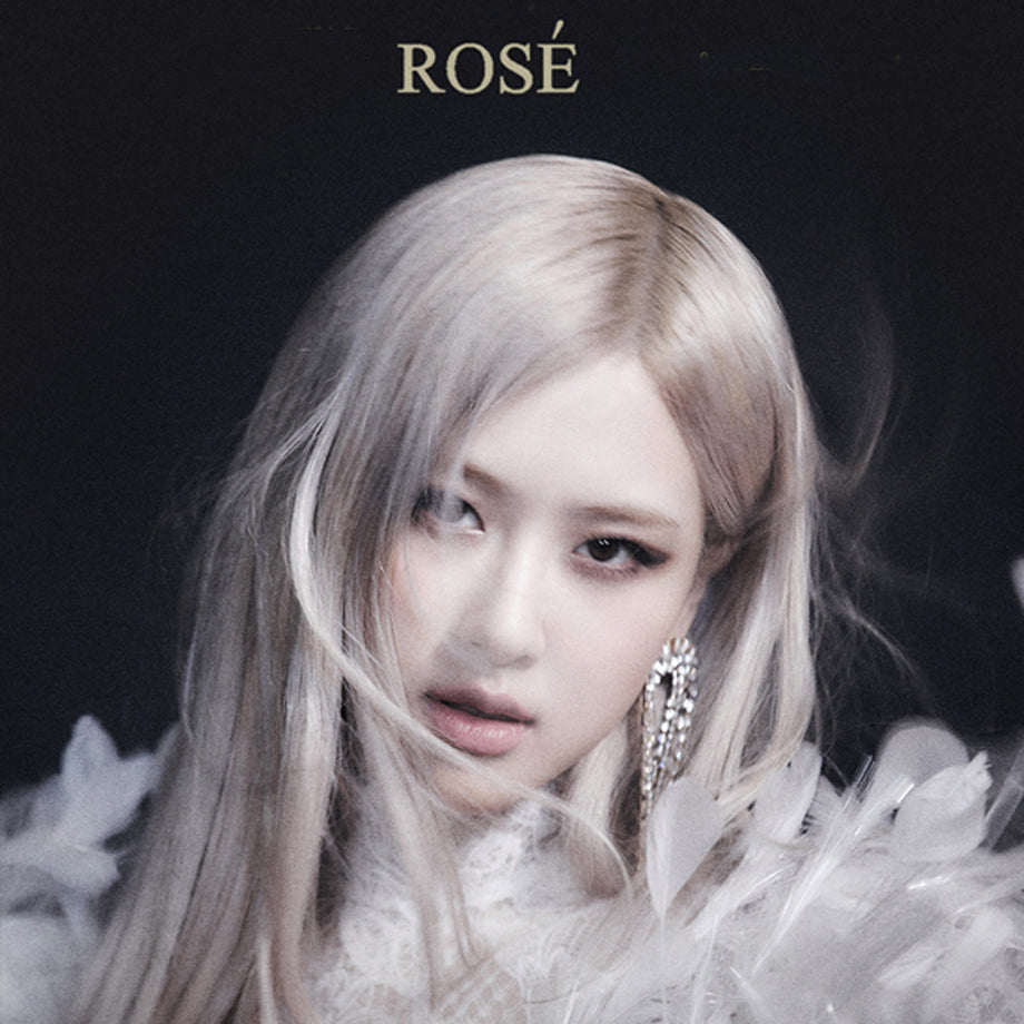 BLACKPINK :Rosé First Single Vinyl LP -R- [Limited Edition]