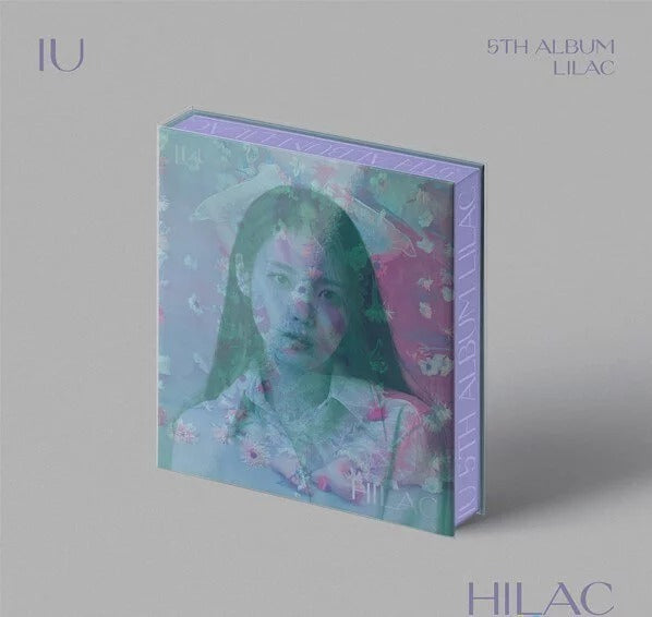 IU(Lee Ji-eun) Vol. 5 - LILAC