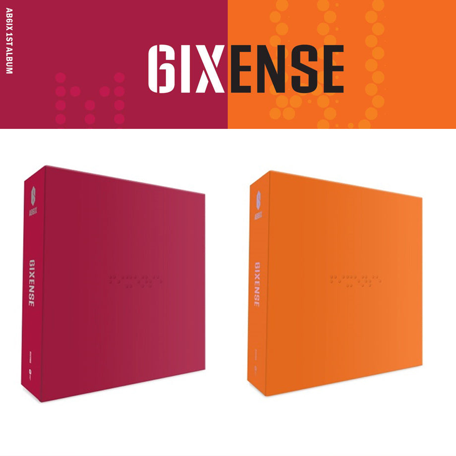 AB6IX Vol. 1 - 6IXENSE (Random Version)