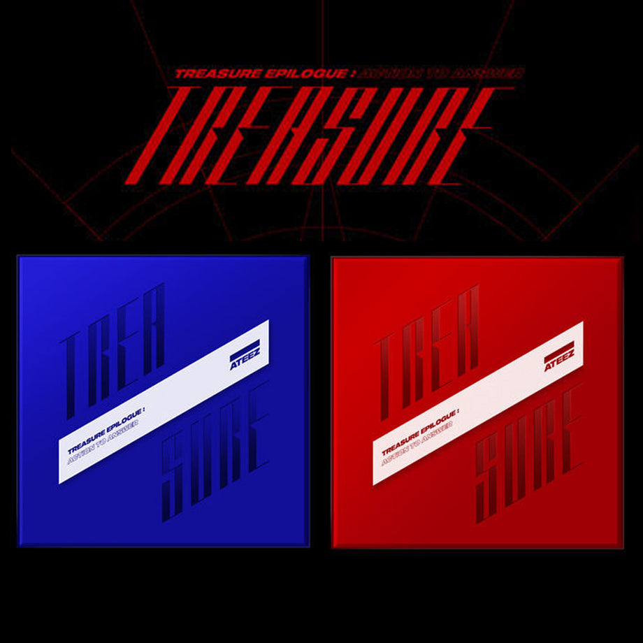 ATEEZ - TREASURE EPILOGUE : Action To Answer (Random Version)