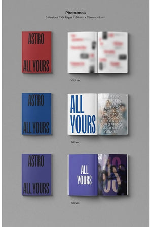 Astro Vol. 2 - All Yours (Set Version) (Limited Edition)
