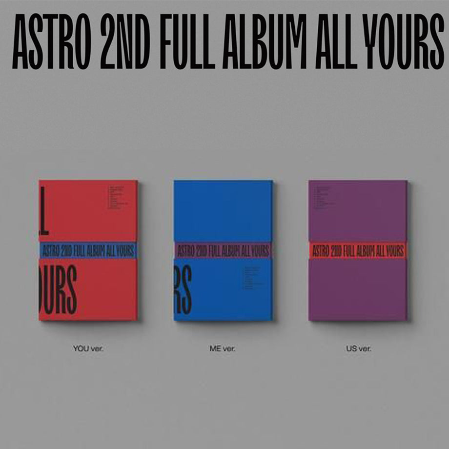 Astro Vol. 2 - All Yours