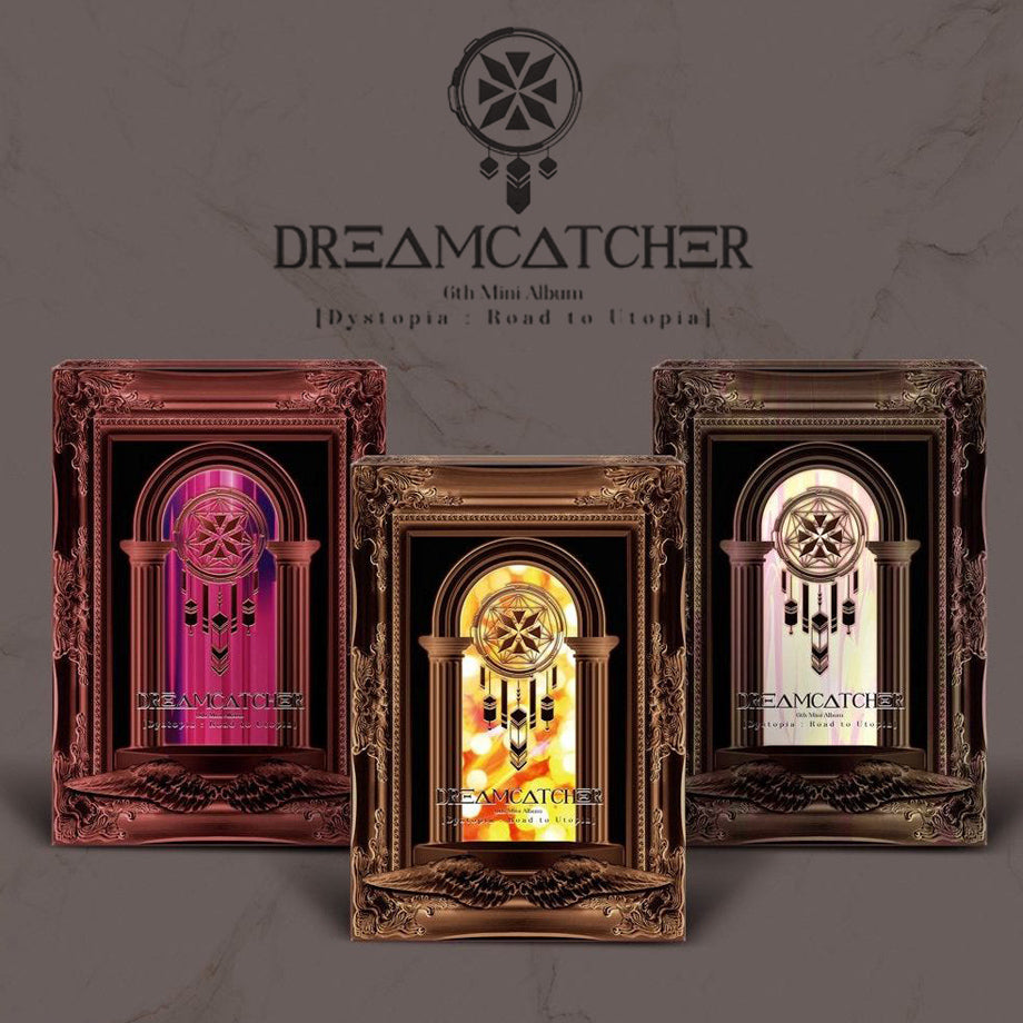 Dreamcatcher Mini Album Vol. 6 - Dystopia : Road to Utopia