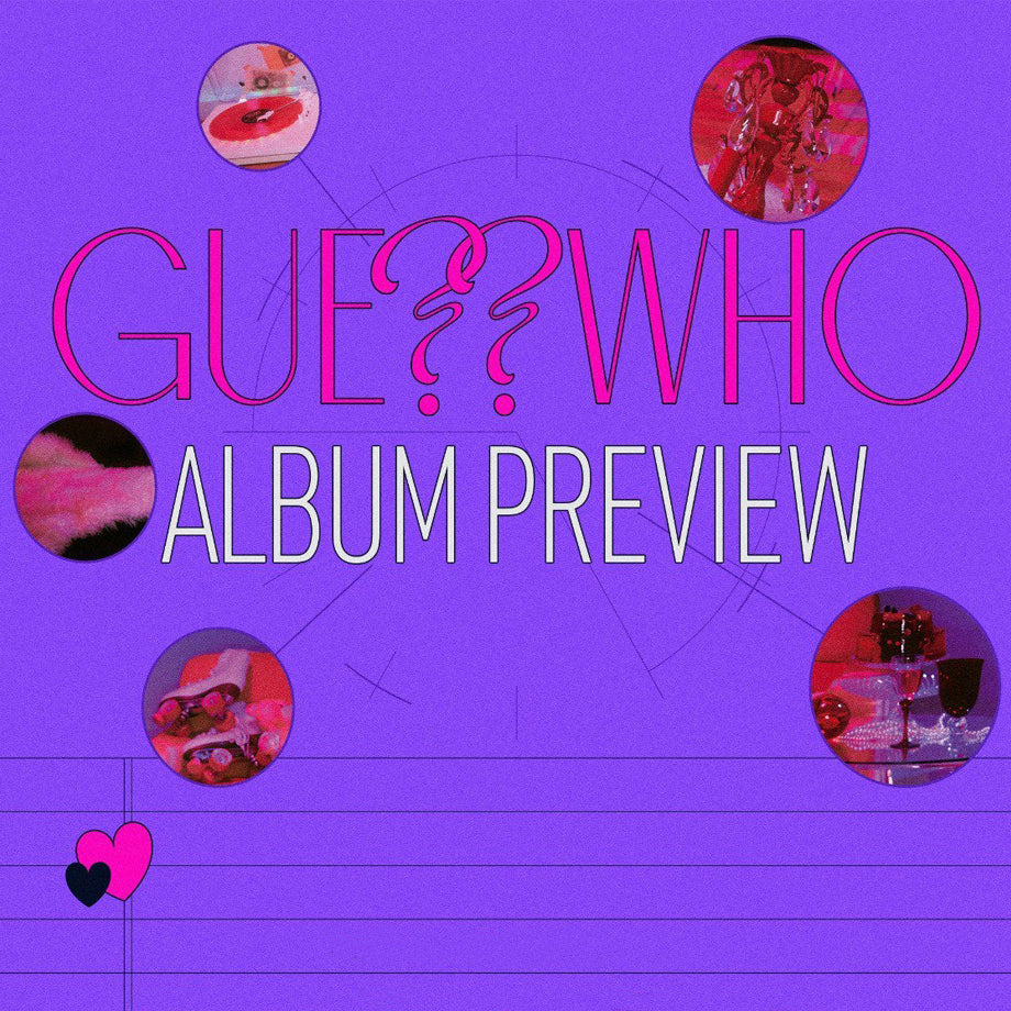 (Pre-order)ITZY - GUESS WHO