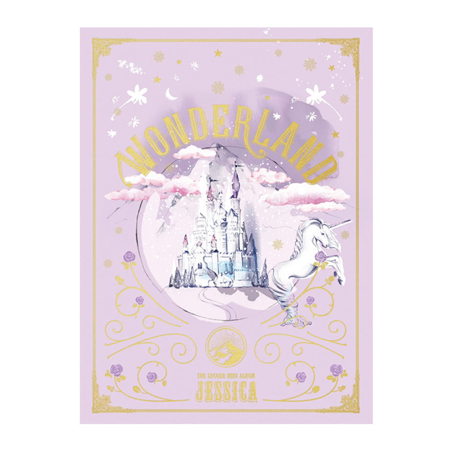 Jessica Mini Album Vol. 2 - Wonderland
