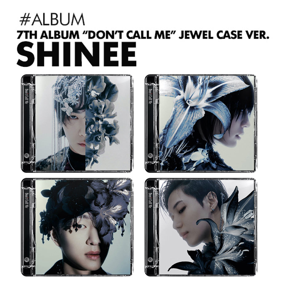SHINee Vol. 7 - Don't Call Me (Jewel Case Version)
