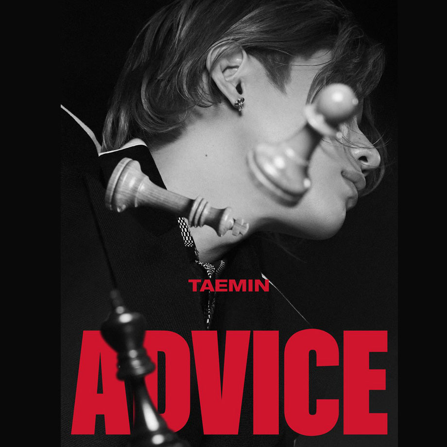 (Pre-order)TAEMIN Mini Album Vol. 3 - ADVICE