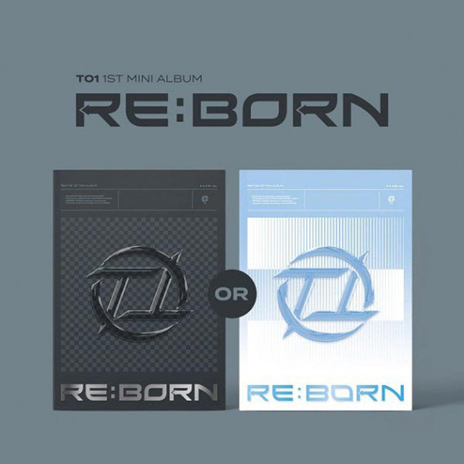 (Pre-order)TO1 Mini Album Vol. 1 - RE:BORN