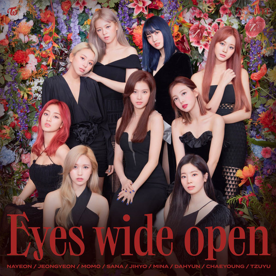 Twice Vol. 2 - Eyes wide open