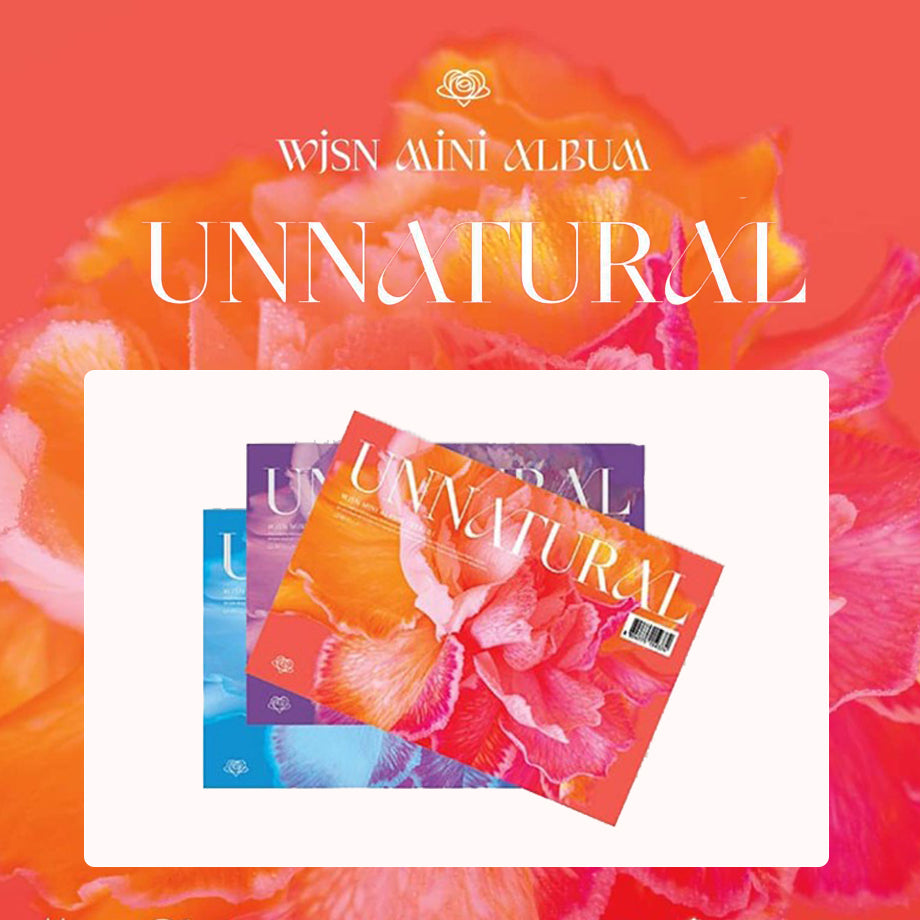 WJSN Mini Album Vol. 9 - UNNATURAL