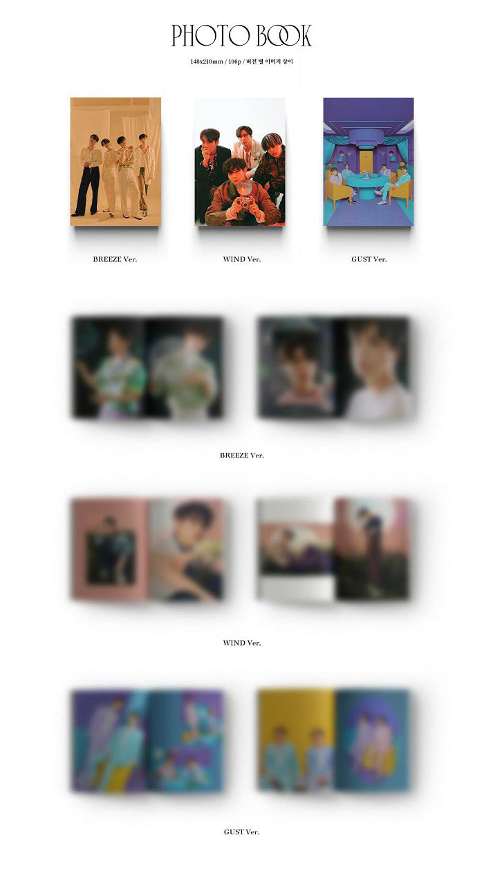 (Pre-order)Highlight Mini Album Vol. 3 - The Blowing