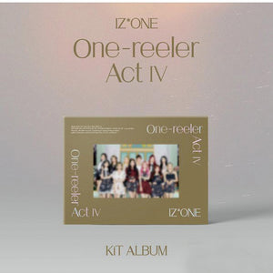 IZ*ONE Mini Album Vol. 4 - One-reeler / Act IV (Random Version)
