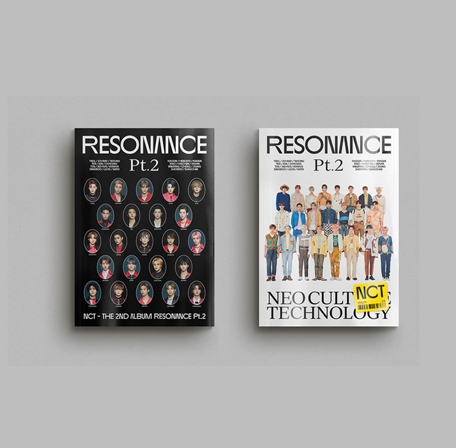 NCT 2020 - The 2nd Album RESONANCE Pt.2
