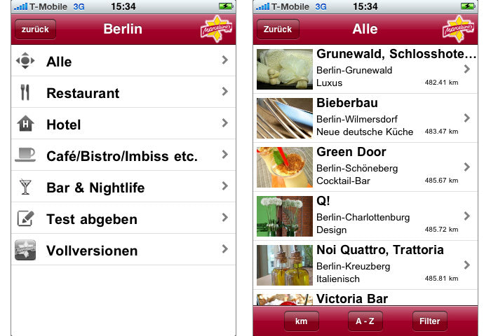Travel to Germany with iPhone: 5 useful iPhone travel apps for your