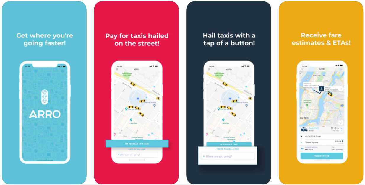 Top Car-Hailing Apps To Use Around the World | Keepgo