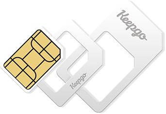 Keepgo | International roaming SIM card and mobile WiFi hotspot