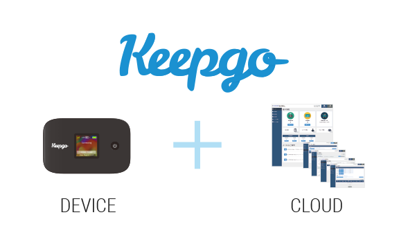 Keepgo - DEVICE + CLOUD
