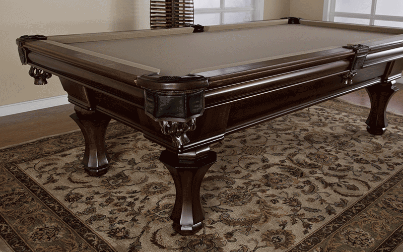 American Heritage Billiards Peter Vitalie Caswell Pool Table NJ - American heritage billiards pool table