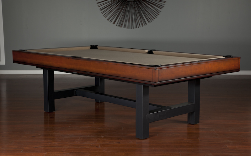 American Heritage Billiards Loft Pool Table Side ...