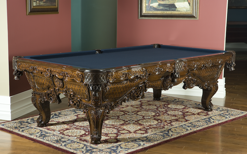 American Heritage Billiards Renassaince Gobelins Pool Table NJ - American heritage billiards pool table